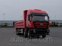 红岩牌CQ3316HTVG336L型自卸汽车
