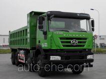SAIC Hongyan CQ3316HTVG366L dump truck
