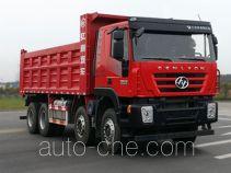 SAIC Hongyan CQ3316HTVG366S dump truck