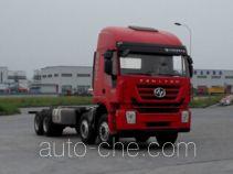 SAIC Hongyan CQ3316HTVG39-486 dump truck chassis