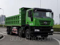 SAIC Hongyan CQ3316HTVG426L dump truck