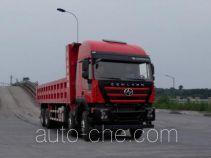 红岩牌CQ3316HTVG466L型自卸汽车