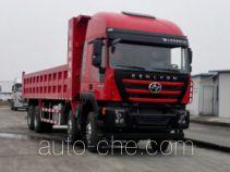 SAIC Hongyan CQ3316HTVG486L dump truck