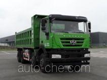 SAIC Hongyan CQ3316HXDG396L dump truck