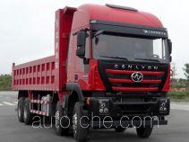 红岩牌CQ3316HXDG466L型自卸汽车