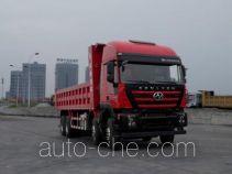 红岩牌CQ3316HXDG486L型自卸汽车