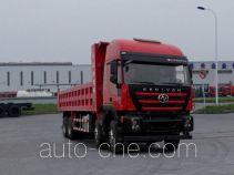 红岩牌CQ3316HXVG336L型自卸汽车