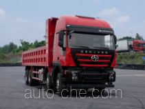 红岩牌CQ3316HXVG366LB型自卸汽车