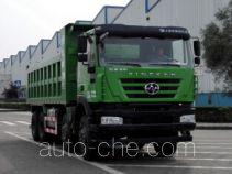 红岩牌CQ3316HXVG396LA型自卸汽车