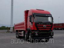 红岩牌CQ3316HXVG426L型自卸汽车