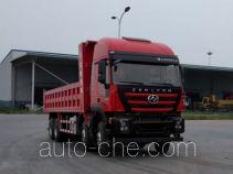 红岩牌CQ3316HXVG466L型自卸汽车