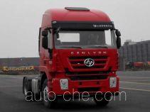 SAIC Hongyan CQ4185HMDG361 tractor unit