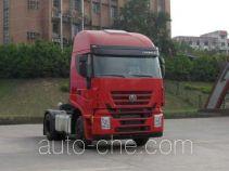 SAIC Hongyan CQ4185HMG361 tractor unit