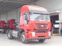 SAIC Hongyan CQ4185HTDG361 tractor unit