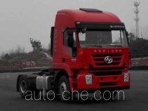 红岩牌CQ4185HTVG361型半挂牵引汽车