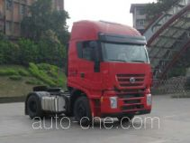 SAIC Hongyan container transport tractor unit