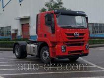 SAIC Hongyan CQ4186HTDG361 tractor unit