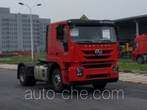 SAIC Hongyan CQ4186HXVG361U dangerous goods transport tractor unit