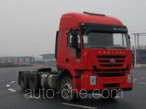 SAIC Hongyan CQ4256HXDG334 tractor unit