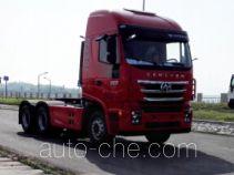 SAIC Hongyan CQ4256HXVG334 tractor unit
