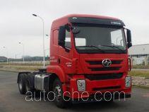 SAIC Hongyan CQ4256ZMVG334 седельный тягач