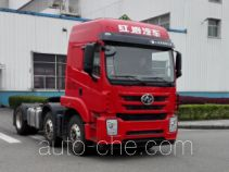 SAIC Hongyan CQ4256ZTVG273U dangerous goods transport tractor unit