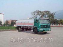 SAIC Hongyan CQ5163GJYTJG501 fuel tank truck