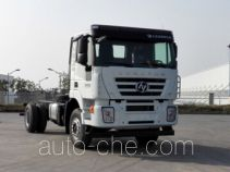 SAIC Hongyan CQ5196TXHTVG42-461 special purpose vehicle chassis