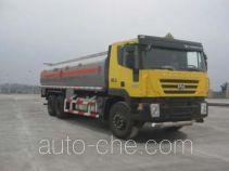 SAIC Hongyan CQ5255GJYHMG504 fuel tank truck