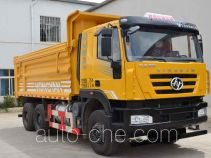 SAIC Hongyan CQ5255ZLJHTVG404L dump garbage truck