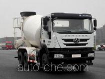 SAIC Hongyan CQ5256GJBHTVG404H concrete mixer truck