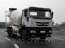 红岩牌CQ5256GJBHTVG444H型混凝土搅拌运输车