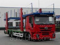 红岩牌CQ5256TCLHMVG563型车辆运输车