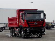 SAIC Hongyan CQ5256ZLJHMVG384L dump garbage truck