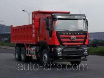SAIC Hongyan CQ5256ZLJHMVG404L dump garbage truck