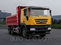 红岩牌CQ3256HTDG384S型自卸汽车