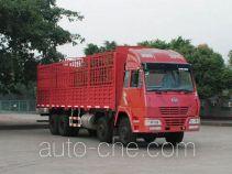 Sida Steyr CQ5293CLXYBP466 грузовик с решетчатым тент-каркасом