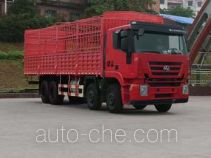 SAIC Hongyan CQ5314CLXYHMG466V stake truck