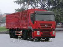 SAIC Hongyan CQ5314CLXYHTG466 stake truck