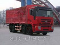SAIC Hongyan CQ5314CLXYHTG466V stake truck