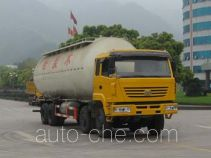 红岩牌CQ5314GFLSMG466型粉粒物料运输车