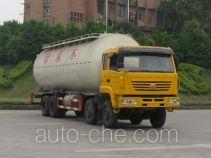 红岩牌CQ5314GFLSMG466E型粉粒物料运输车