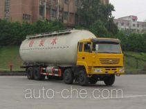 红岩牌CQ5314GFLSTG466型粉粒物料运输车
