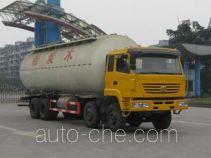红岩牌CQ5314GFLSTG466E型粉粒物料运输车