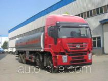 SAIC Hongyan CQ5314GJYHMG466 fuel tank truck