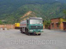 SAIC Hongyan CQ5314GJYTMG466 fuel tank truck