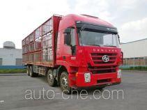 红岩牌CQ5315CCQHTVG466型畜禽运输车