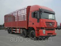 SAIC Hongyan CQ5315CCYHMVG466 stake truck
