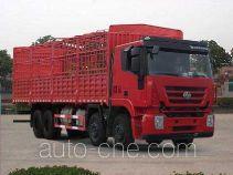 SAIC Hongyan CQ5315CCYHTG466 stake truck