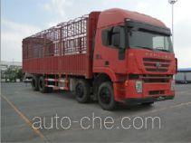 SAIC Hongyan CQ5315CCYHTVG466 stake truck